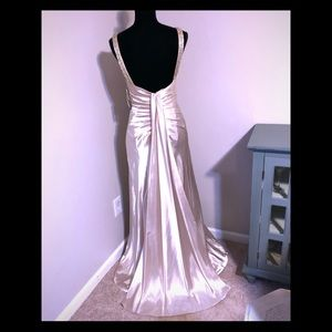 Beautiful Champagne Gown